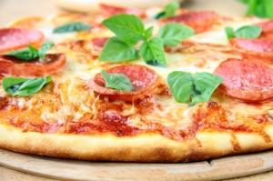 Gluten-Free-Basil-Pizza