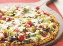 vegetable-pizza