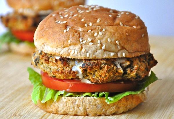 vegetarian-burger