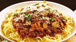 pasta bolognese tastyfind