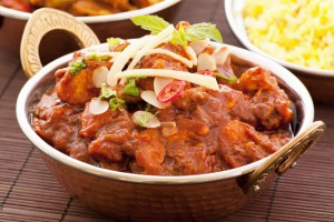 Indian - Phall Curry