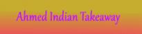 Ahmed Indian Takeaway