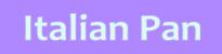 Italian Pan