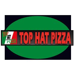 Top Hat Pizza Takeaway Menu In London Tasty Find