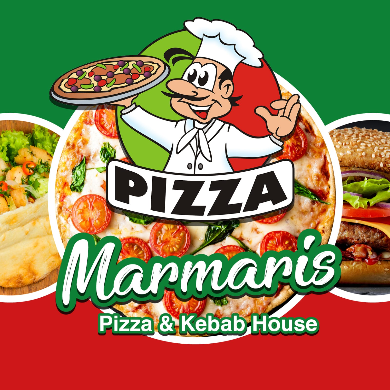 Marmaris Pizza & Kebab House